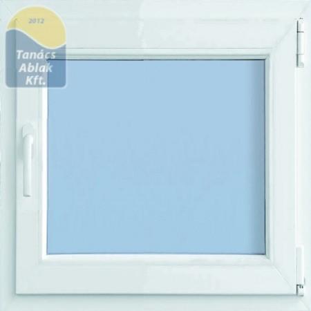 Műanyag ablak - 60x60