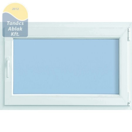 Műanyag ablak - 90x60