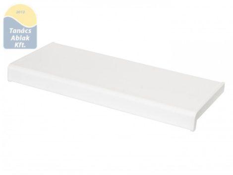 300 mm mély fehér, kamrás ablakkönyöklő