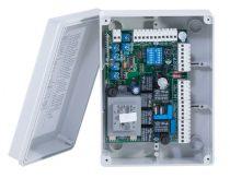 ECO-1 egymotoros vezérlő beépített 433 MHz univerzális vevővel