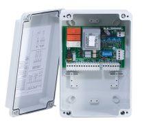 ECO-2 kétmotoros vezérlő beépített 433 MHz univerzális vevővel