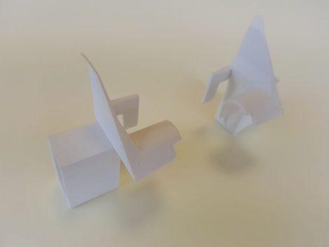 22x53-as lécbevezető fehér