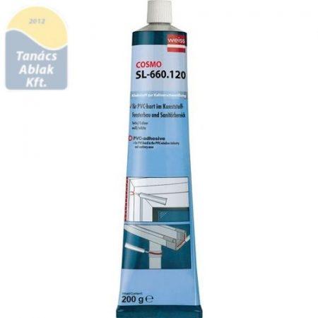 Weiss PVC-ragasztóanyag 200g több színben